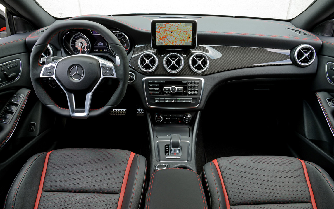 2014 Cla45 Amg Performance At A Premium Price Motor Review
