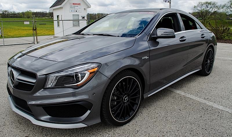 2014 CLA45 AMG: Performance at a Premium Price - Motor Review