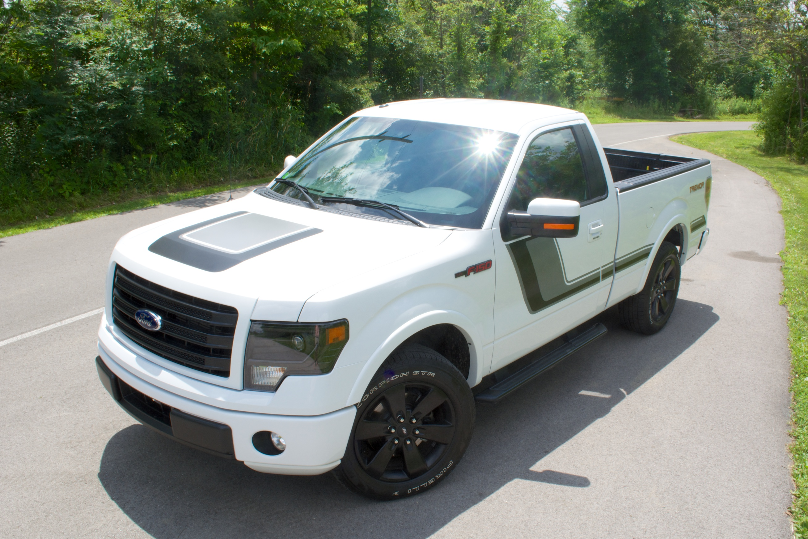 2014 Ford F 150 Tremor Review 21 Motor Review