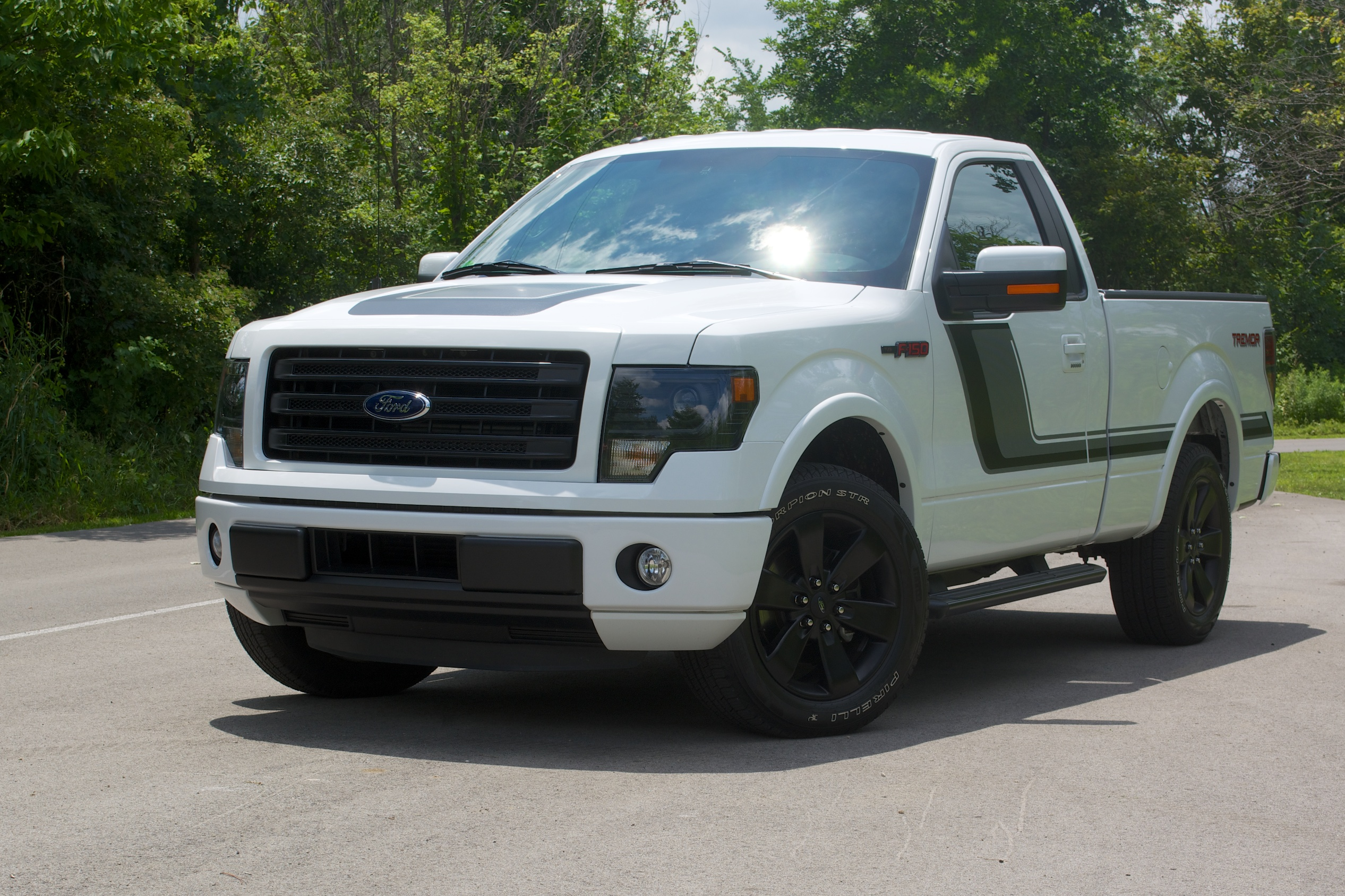 2014 Ford F 150 Tremor Review