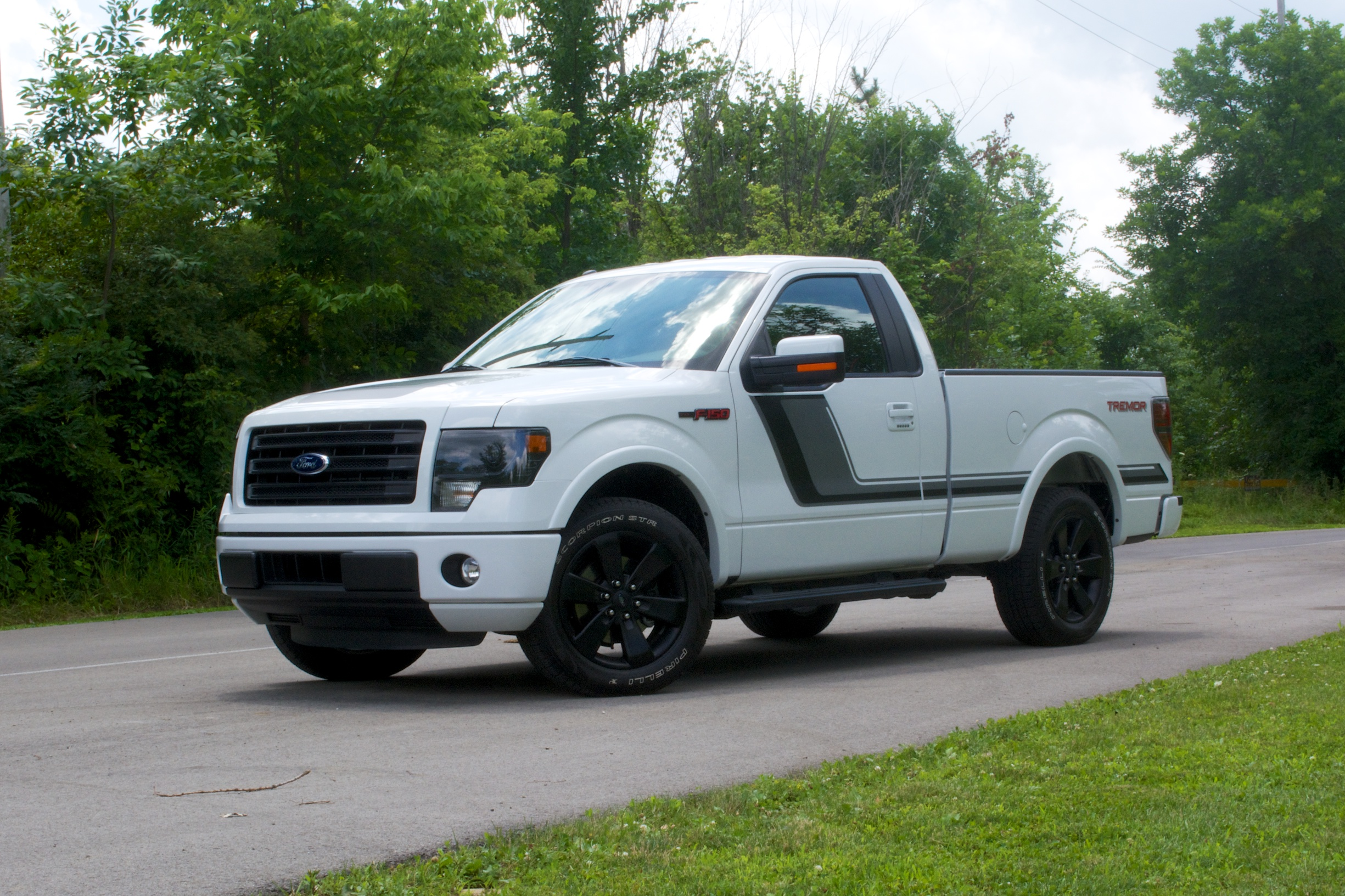 F 150 Tremor >> 2014 Ford F 150 Tremor Review 29 Motor Review