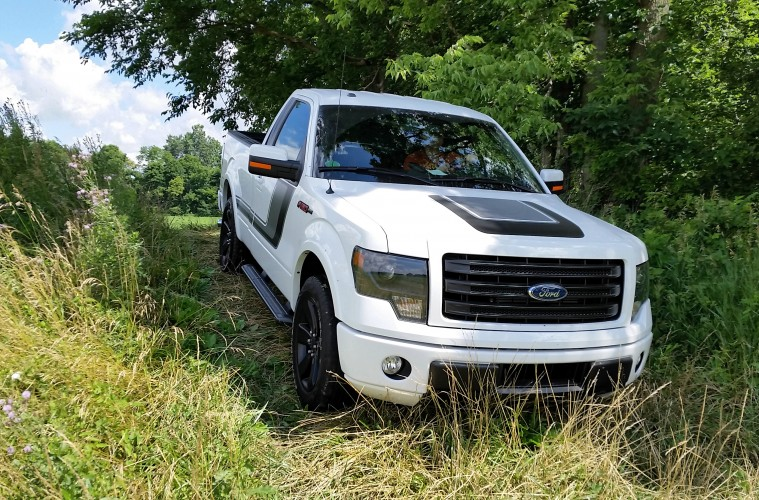 F 150 Tremor >> 2014 Ford F 150 Tremor Review