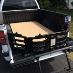 2014 Ford F-150 Tremor Review - bed extender