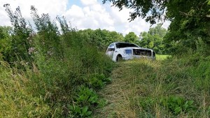 2014 Ford F-150 Tremor Review - off road - 1