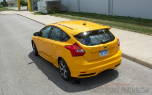 2014 Ford Focus ST Review - 18