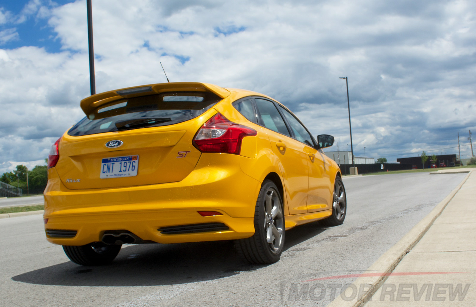 2014 ford focus st review 20 motor review. Black Bedroom Furniture Sets. Home Design Ideas