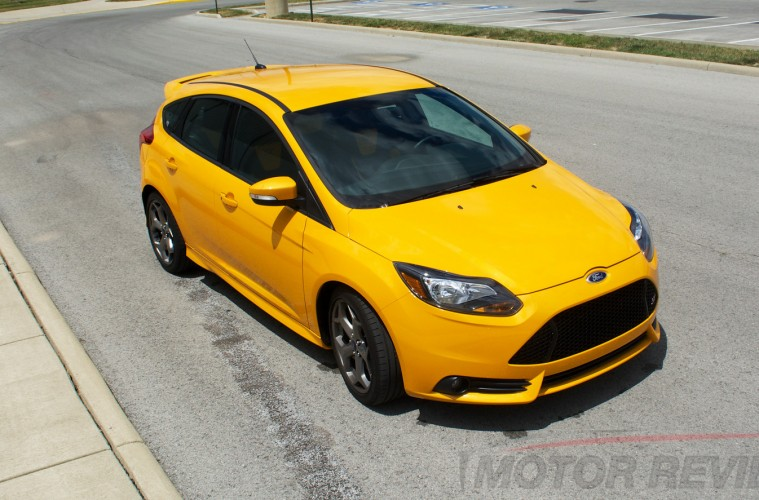 2014 Ford Focus St Review Motor Review