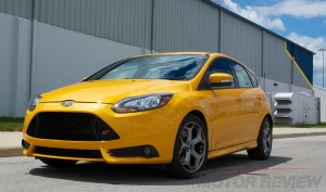 2014 Ford Focus ST Review - 26