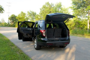 2014 Ford Explorer Limited Review - 1