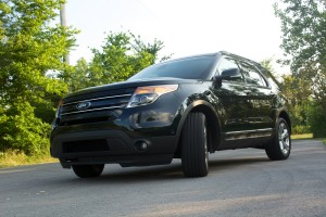 2014 Ford Explorer Limited Review - 10