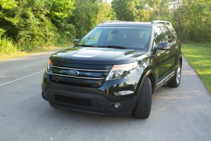 2014 Ford Explorer Limited Review - 11