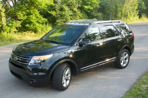 2014 Ford Explorer Limited Review - 12