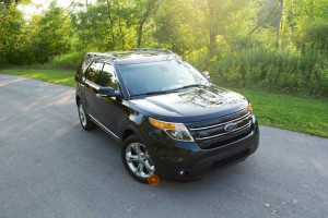 2014 Ford Explorer Limited Review - 13