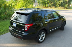 2014 Ford Explorer Limited Review - 14