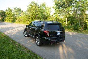 2014 Ford Explorer Limited Review - 15