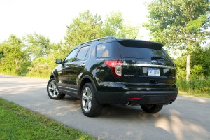 2014 Ford Explorer Limited Review - 16