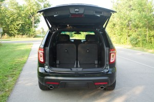 2014 Ford Explorer Limited Review - 18