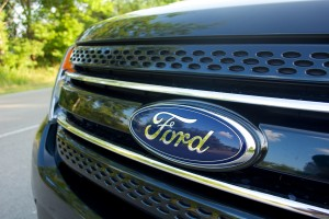 2014 Ford Explorer Limited Review - 22