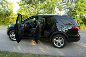 2014 Ford Explorer Limited Review - 32