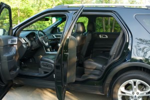 2014 Ford Explorer Limited Review - 33