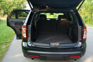 2014 Ford Explorer Limited Review - 35