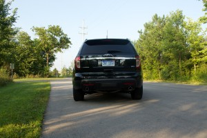2014 Ford Explorer Limited Review - 5