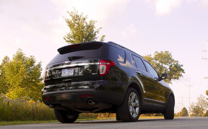2014 Ford Explorer Limited Review - 6