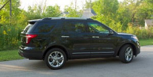 2014 Ford Explorer Limited Review - 7