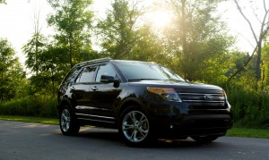 2014 Ford Explorer Limited Review - 8