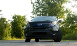 2014 Ford Explorer Limited Review - 9
