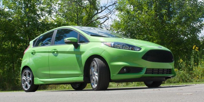 Read our Fiesta ST review to see why this is more than just a small car.