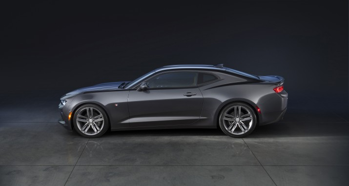 Six fast facts that you need to know about the 2016 Camaro 6.